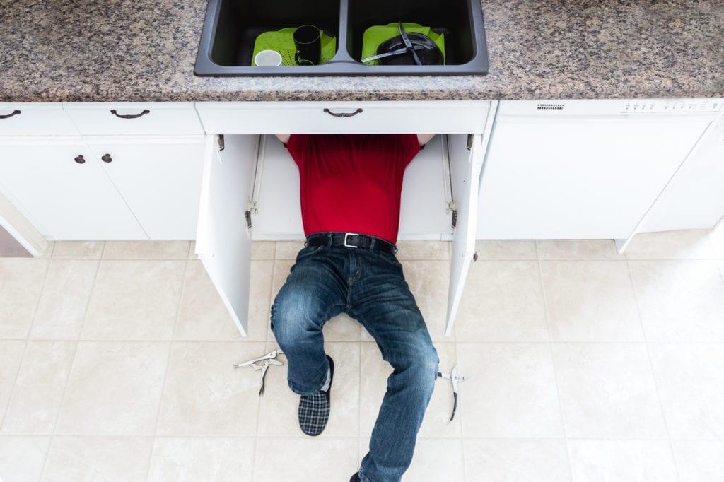 How to plumb a floor drain