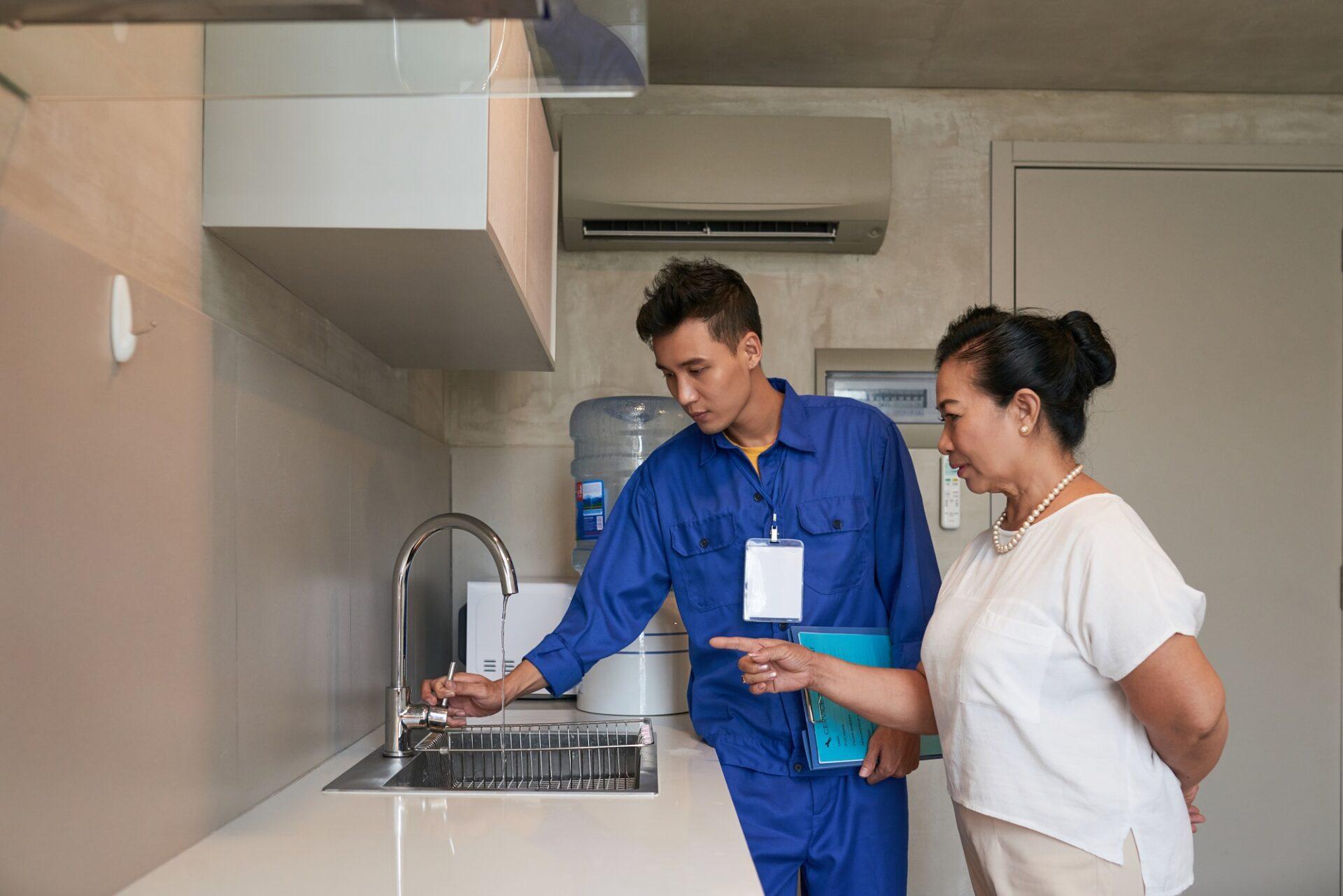 Burnaby plumbing experts
