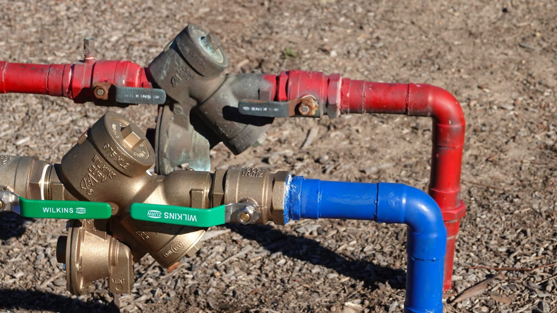 Backflow prevention device is the best practice to improve your house's water quality